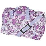 """Hi-Tec-Ladies 18""""floral bolsa gimnasio viaje equipaje de mano bolsa 4colores"""