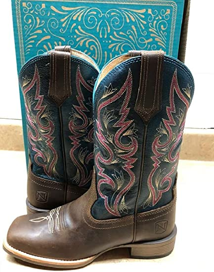Noble Outfitters Western Boot Women Autumn All Around Square Toe