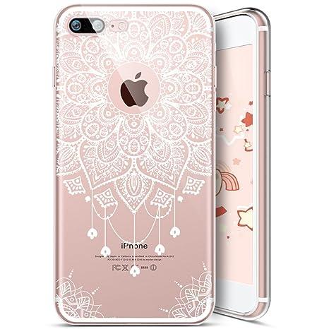 coque iphone 8 silicone mandala
