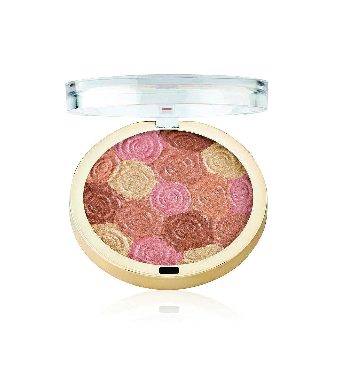 Milani Iluminating Face Powder - amber nectar, 1er Pack (1 x 1 Stück) 1er Pack (1 x 1 Stück) MRM-01
