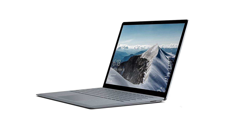 Microsoft Surface Laptop Intel Core i7 7th Gen 13.5 inch TouchscreenLaptop (8GB/256GB/Windows 10 S/Integrated Graphics/Platinum/1.283kg), 1769