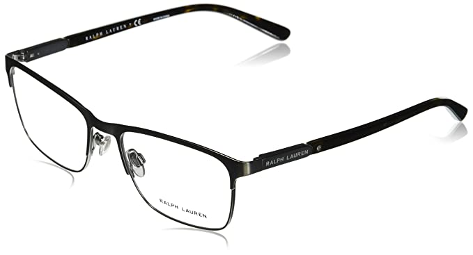 Ralph Lauren Sunglasses Men\'s Metal Man Optical Frame Square ...