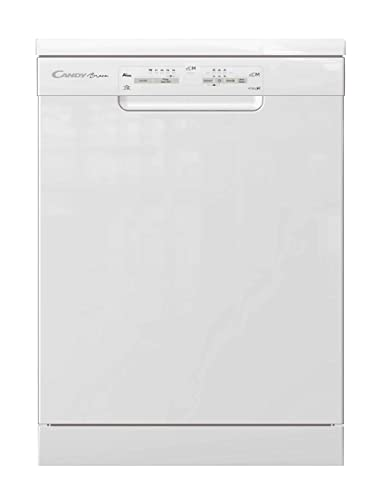 Candy Brava CDPN 1L390PW - Lavavajillas 60 cm independiente, 13 servicios, WiFi & Bluetooth, 54dBA, clase A+, color blanco