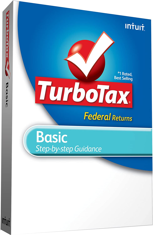 TurboTax Basic Federal + efile 2009 [Old Version]