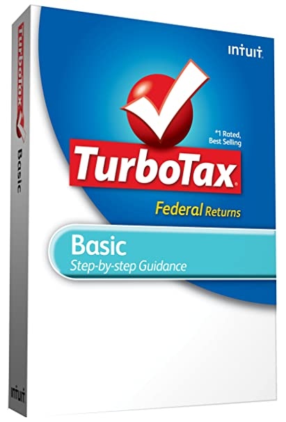 Amazon.com: TurboTax Basic Federal + efile 2009 [Old Version ...