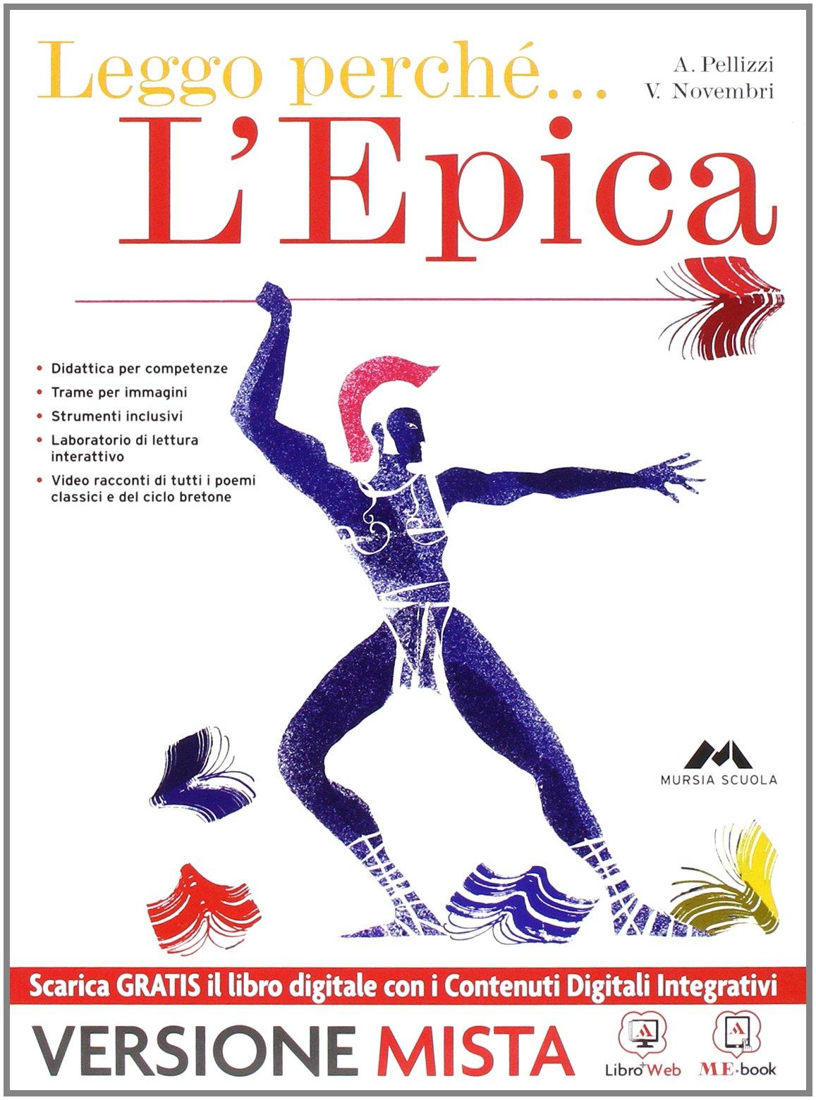 libro di epica