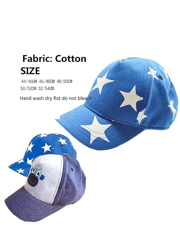Amazon.com: mzliu niños bebé overol lindo/estrellas algodón ...