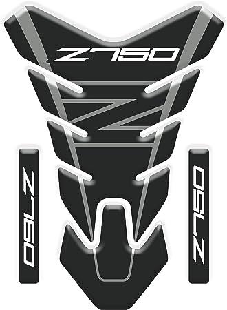 Tankpad Motorad Draht Muster Tankschutz Kompatibel Von Kawa Saki Z750 V2 Auto