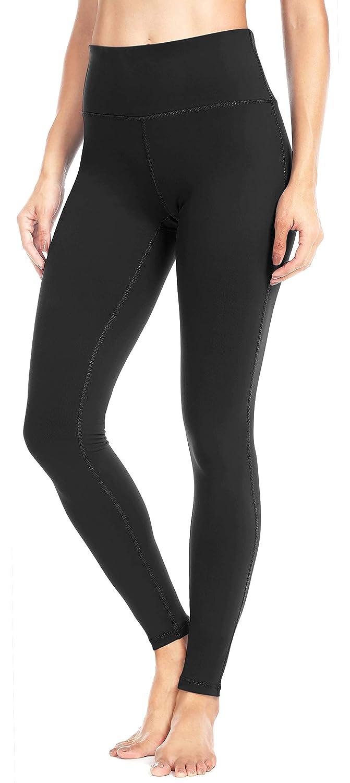 45c4131814 Amazon.com: Queenie Ke Women's Yoga Leggings Power Flex Capris Workout  Dance Pants: Clothing