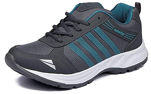 19cec43b23a Red Rose Men s Gray Running Sports Shoes.  Buy Online at Low Prices ...