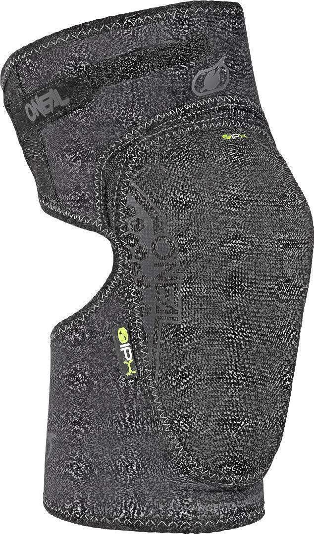Motocross Enduro Motorrad Hochdichter IPX/® Aufprallschutz Gr/ö/ße XL ONEAL Knie-Protektoren Junction Lite Knee Guard elastischem Klettband Erwachsene Atmungsaktives Neopren Schwarz