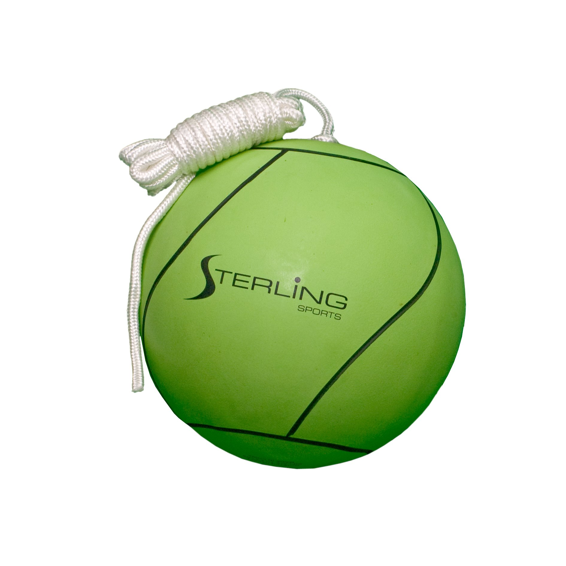 Sterling Sports Neon Tetherball Game, Green, One Size by Sterling Sports