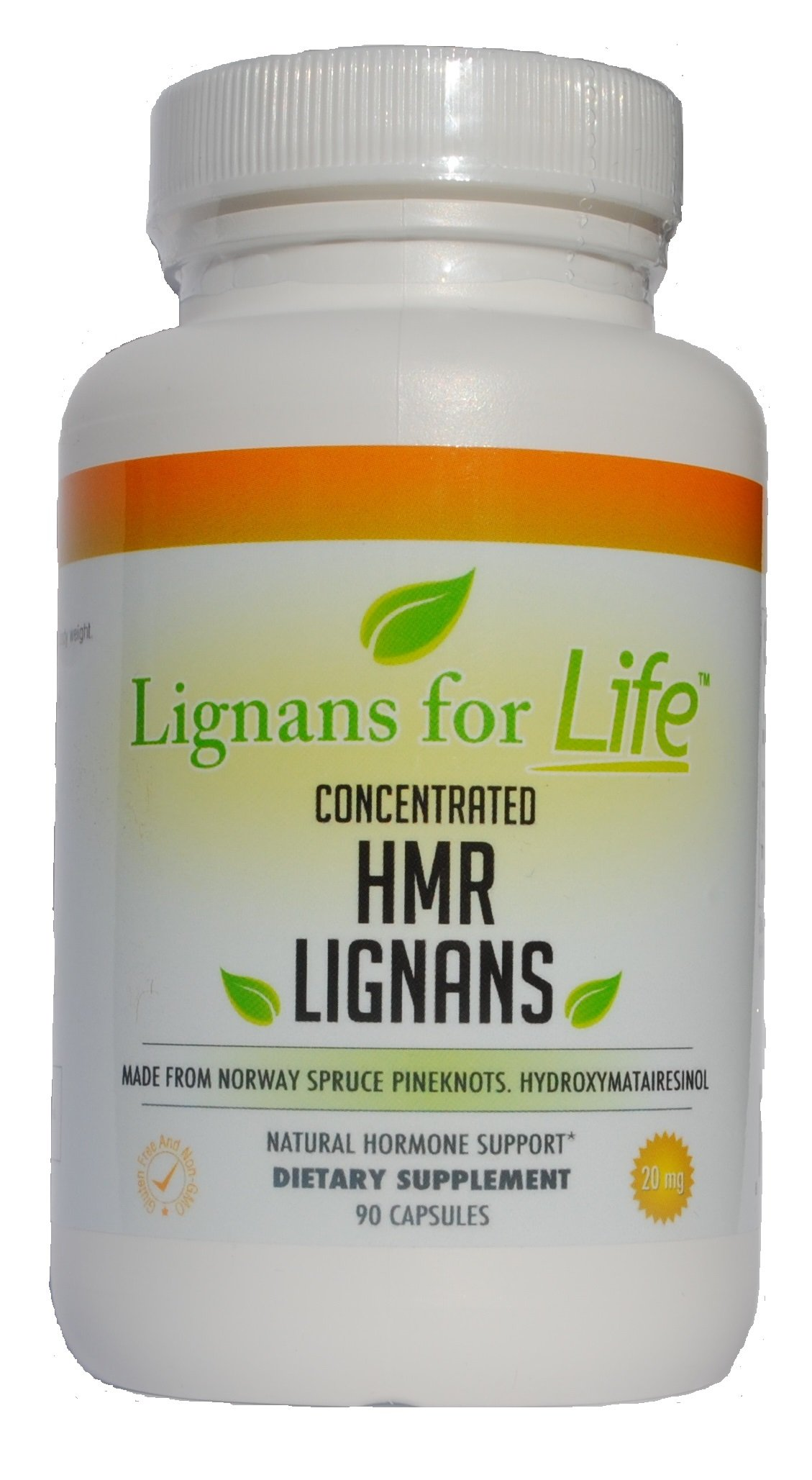 HMR Lignan 20 Mg 90 Ct Bottle