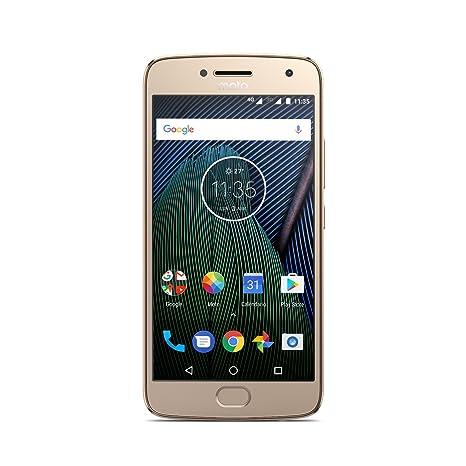 f2155112e Moto G 5ª Generación Plus - Smartphone libre Android 7 (pantalla de 5.2