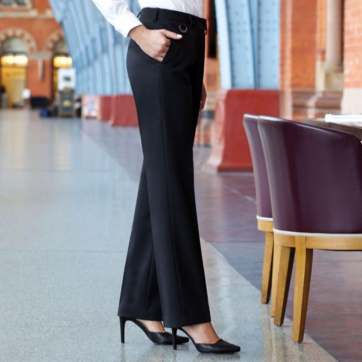 Brook Taverner Womens/Ladies Venus Formal Work/Suit Trousers