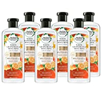 HerbalEssencesBiorenew White Grapefruit & Mosa Mint Naked Volume Shampoo, 13.5 Fl Oz (Pack of 6)