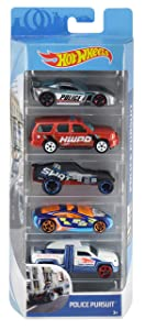 Hot Wheels 5-Pack [Styles May Vary]