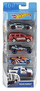 Hot Wheels 5-Pack [Styles May Vary]