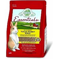 Petlife Oxbow Bunny Basics 15/23entièrement doublé pour les jeunes lapins, 4,5kg