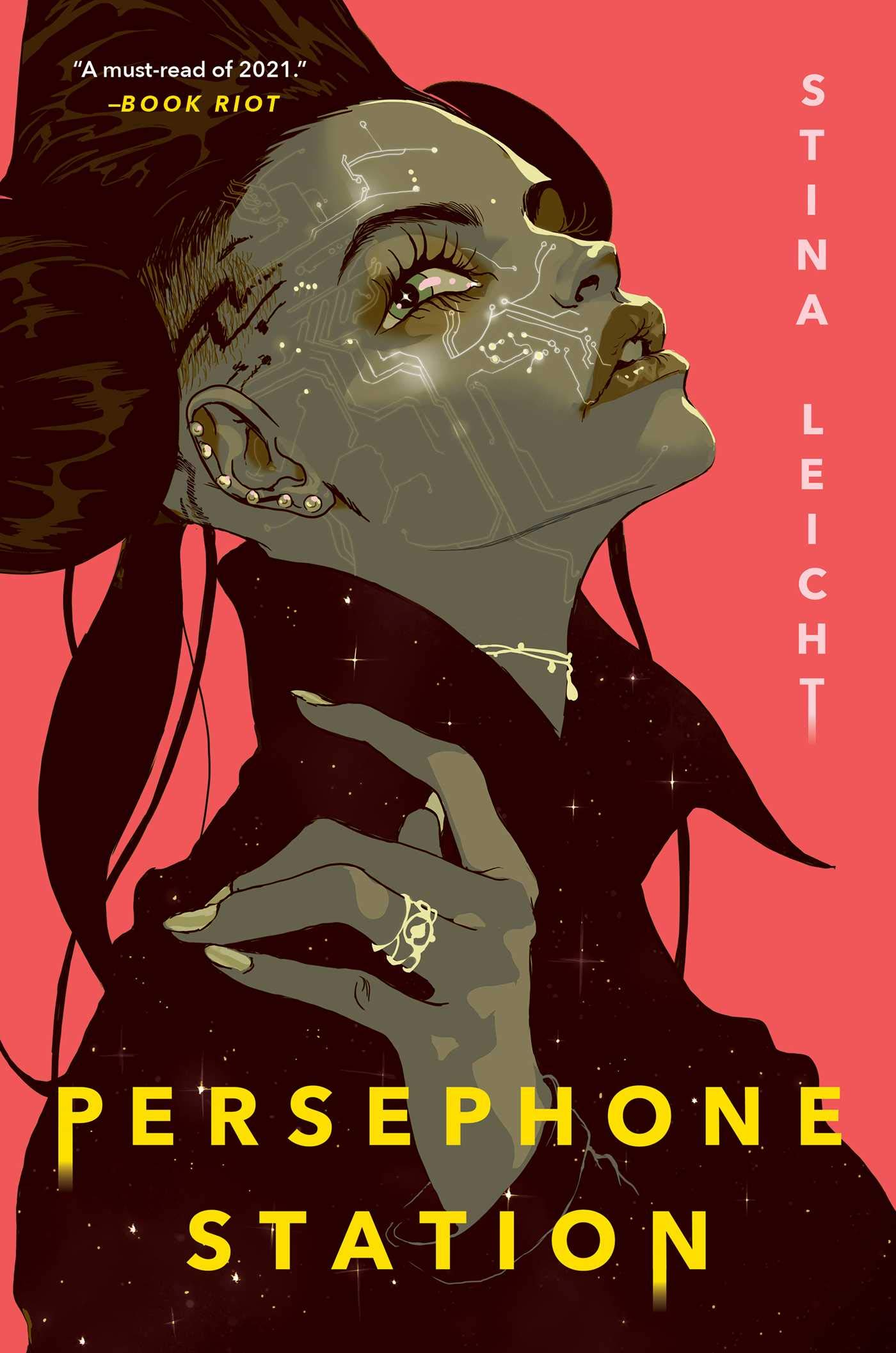 Amazon.com: Persephone Station (9781534414587): Leicht, Stina: Books