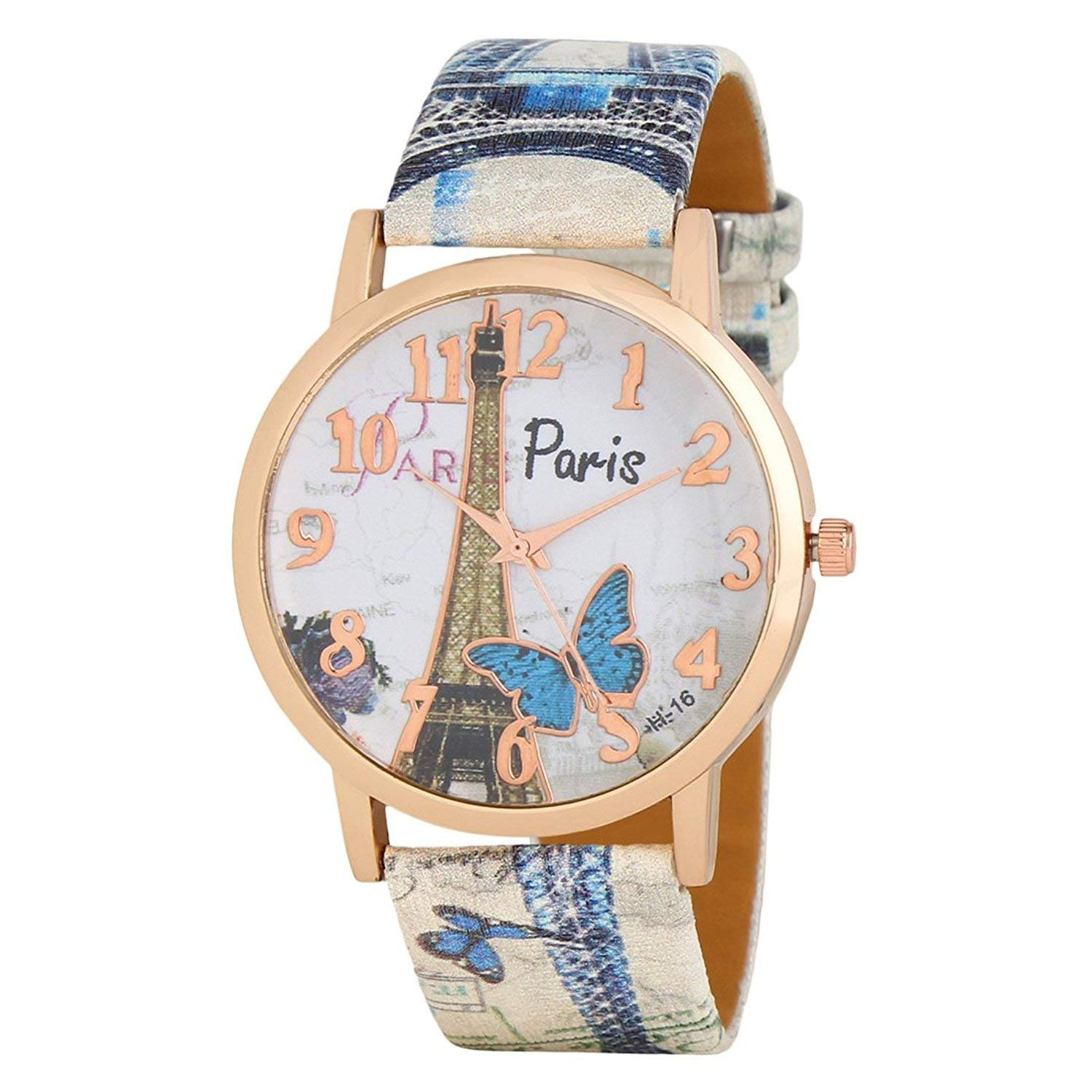 Buy Watches For Girls Latest Ladies Watches Below 500 Rupees Watches For Womens Latest Low Price Style 2 Online At Low Prices In India Amazon In