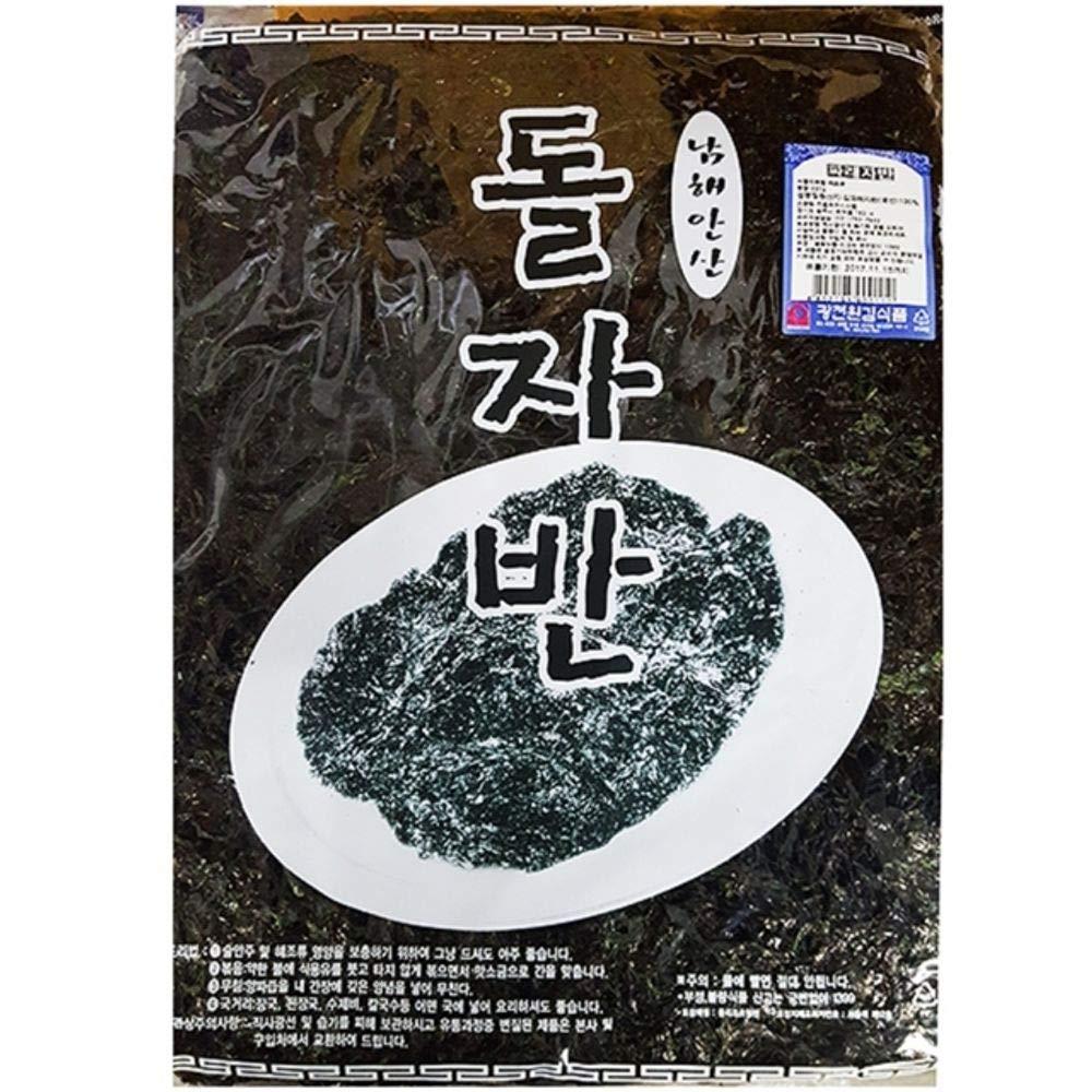 Korea South Sea Seaweed Flake 220g 돌자반