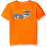 PUMA Boy's No.1 Logo Tee