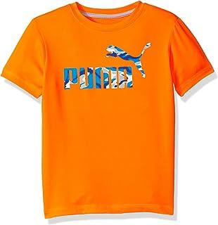 c496d12cf904 Amazon.com  adidas Boys  Short Sleeve Logo Tee Shirt  Clothing