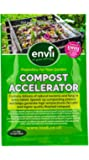 Envii Compost Accelerator – Organic Compost Accelerator Speeds Up Composting Process – 12 Tablets