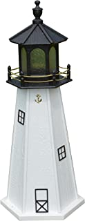 product image for 4 Ft Deluxe LighthousesReplicated USA Lighthouses - Cape Cod, MA