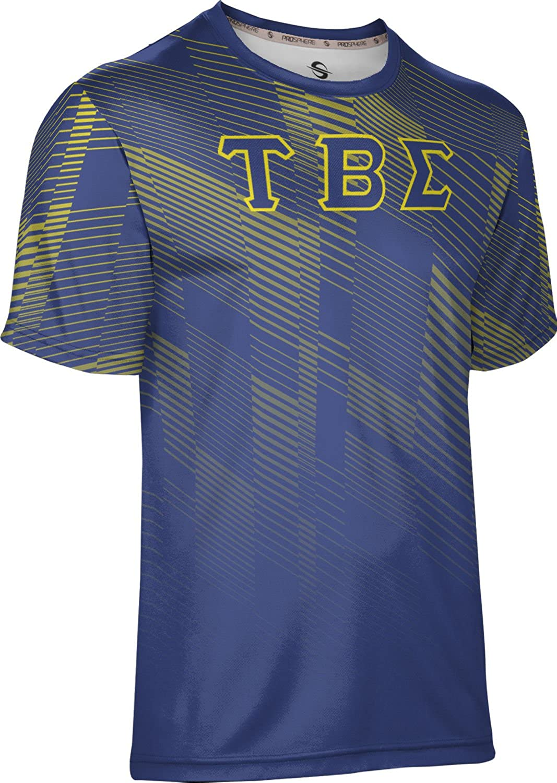 E6657560 ProSphere Tau Beta Sigma Mens Performance T-Shirt Bold XX-Large