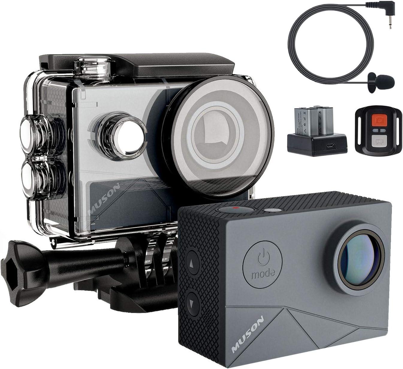 MUSON(ムソン) MAX1 アクションカメラ