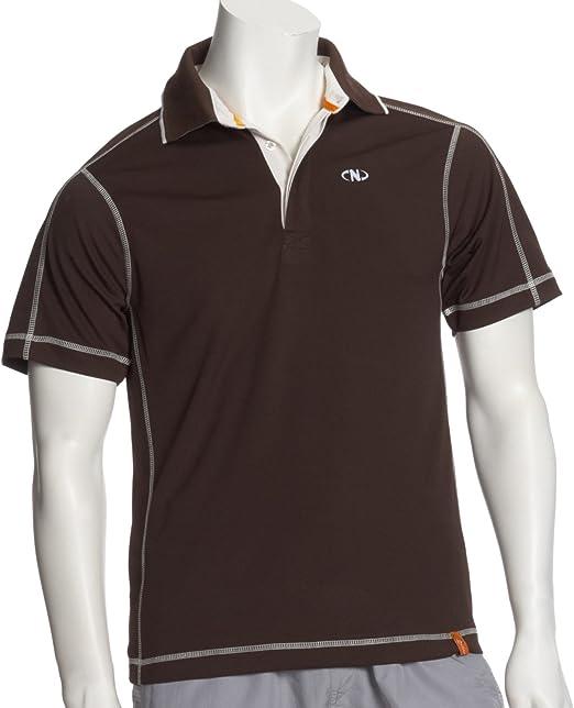 Northland – Camiseta para Hombre Cafe Polo, Hombre, Color Marrón ...