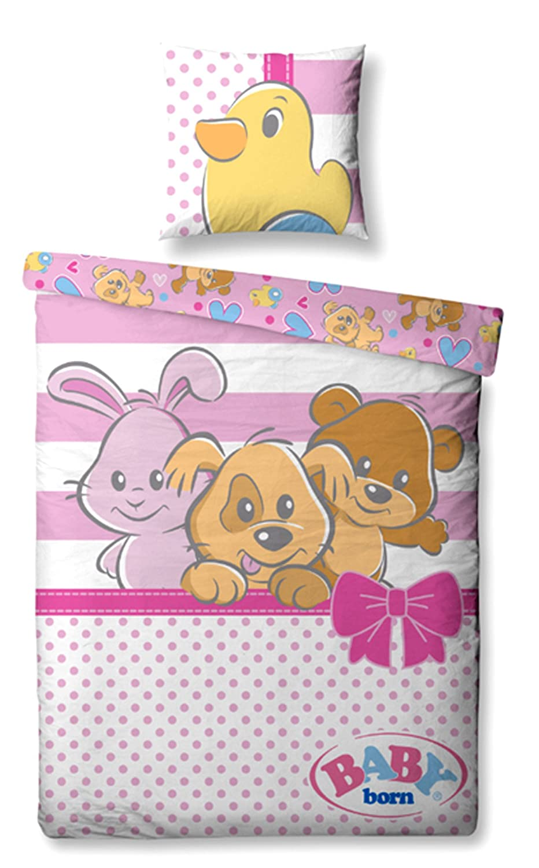 Baby born cama de animales 100 cm x 135 cm + 40 cm x 60 cm ...