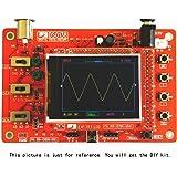 "KKmoon DSO138 2,4 ""TFT Mini Taschenformat Digitale Handheld Oszilloskop Set DIY Teile Electronik Lernen Set 1Msps"