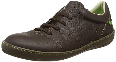N5381, Sneakers Basses Homme, Noir (Black), 42 EUEl Naturalista