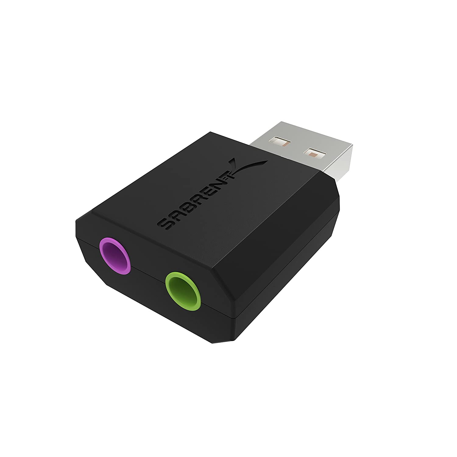 Adaptador Usb A External Stereo Windows Y Mac