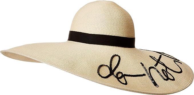 e0c63afb Eugenia Kim Women's Sunny Do Not Disturb Ivory One Size at Amazon Women's  Clothing store: