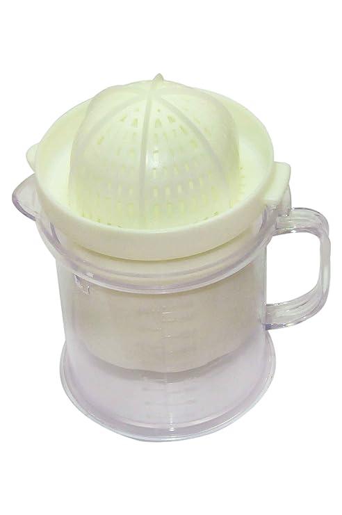El Exprimidor Naranjas Limon Y Vasos Con Agarraderas Súper Fácil De Usar Y Lavar