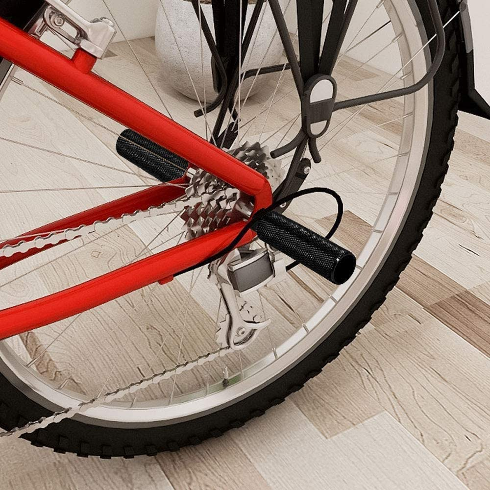 Stunt-Pegs Hinterf/ü/ße BMX Rennrad rutschfeste Blei-Fahrrad-Fu/ßst/ütze universelles Fahrradzubeh/ör 2 St/ück minghaoyuan Fahrrad-Pegs Aluminiumlegierung Pedale f/ür Mountainbikes