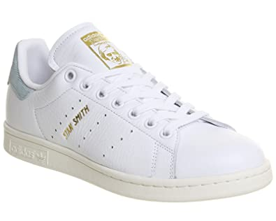 36ef297e9d59 adidas Women s Stan Smith W Sneakers White Size  3.5 UK