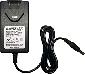 FLHFULIHUA 12 Volt Charger for Best Choice Products Ride On Kids Electric Cars for Mercedes Benz G55 BWM I8 Jeep Maserati Ferrari Children Powered Ride On Toys Adapter with Charging Indicator Light¡