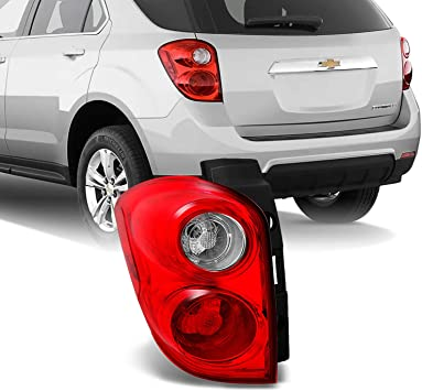 Drivers Taillight Tail Lamp Replacement for Equinox SUV 22759316