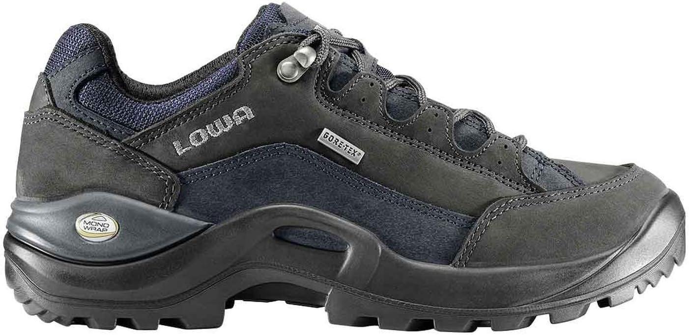 Lowa Renegade II GTX LO Dark Grey//Navy