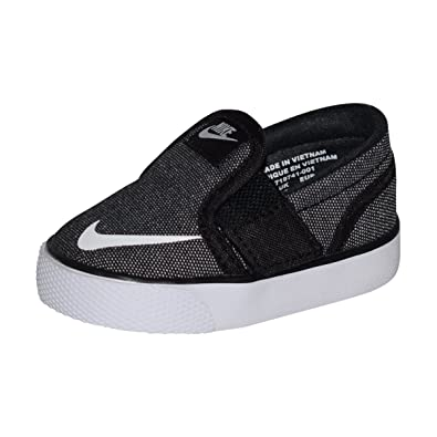 Nike Toddler Toki Slip-On Canvas Sneakers  Buy Online at Low Prices ... 8ae9ade99a31