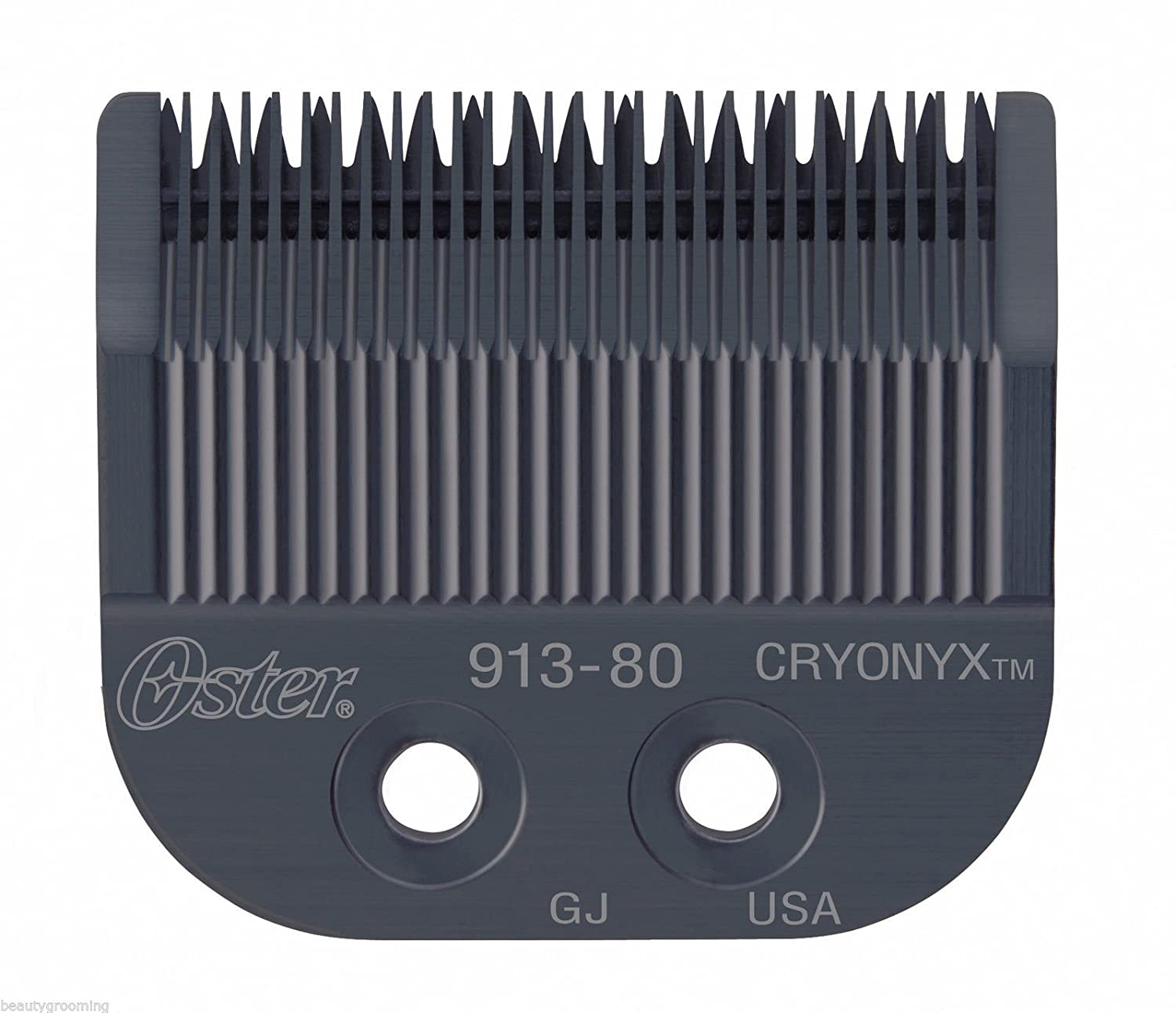 Oster replacement clipper blade for the Sable Topaz and Fast Feed 23 clippers