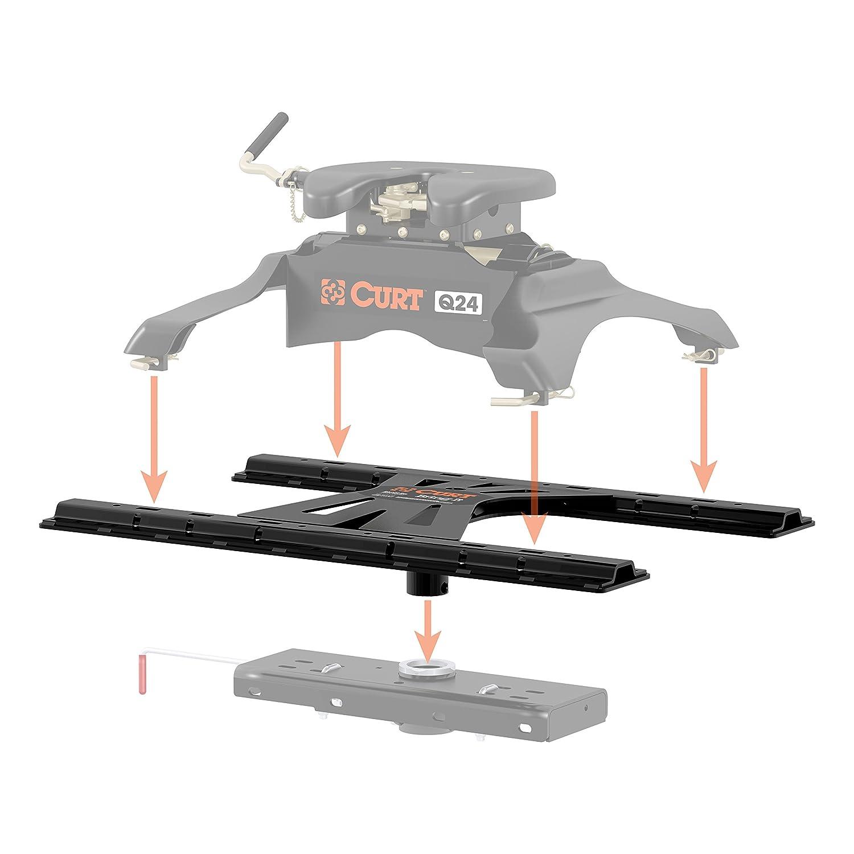 Amazon CURT X5 Gooseneck to 5th Wheel Adapter Plate