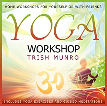 Yoga Workshop Paradise Music CD: Trish Munro: Amazon.es: Música