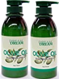 Dream Body Olive Oil 750ml (Pack of 2)
