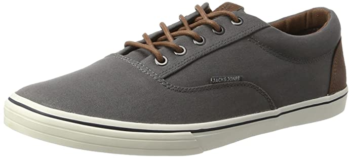 Mens Jfwvision Mixed Castlerock Low-Top Sneakers Jack & Jones fEnJ7I4